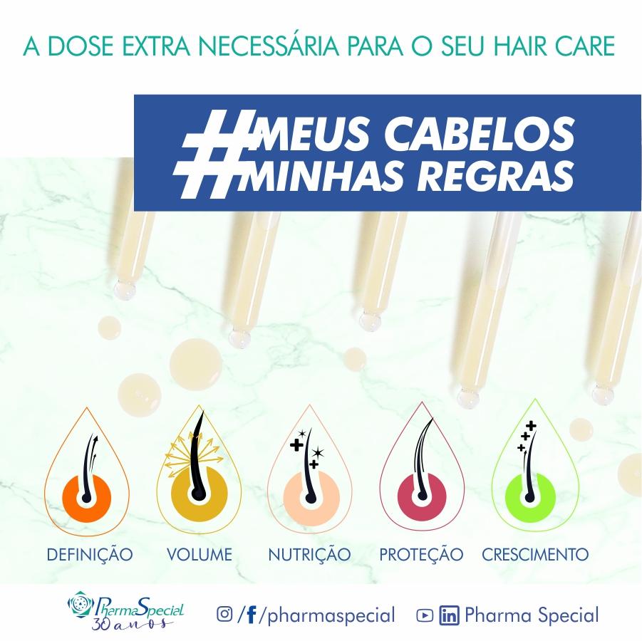 """Featured image for """"Meu cabelo, minhas regras – Hair care"""""""